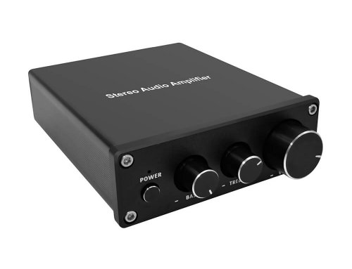 2 Channel 50W*2 Stereo Audio Amplifier