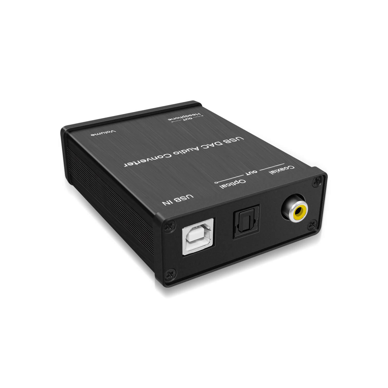 GV-021 USB DAC Audio Converter