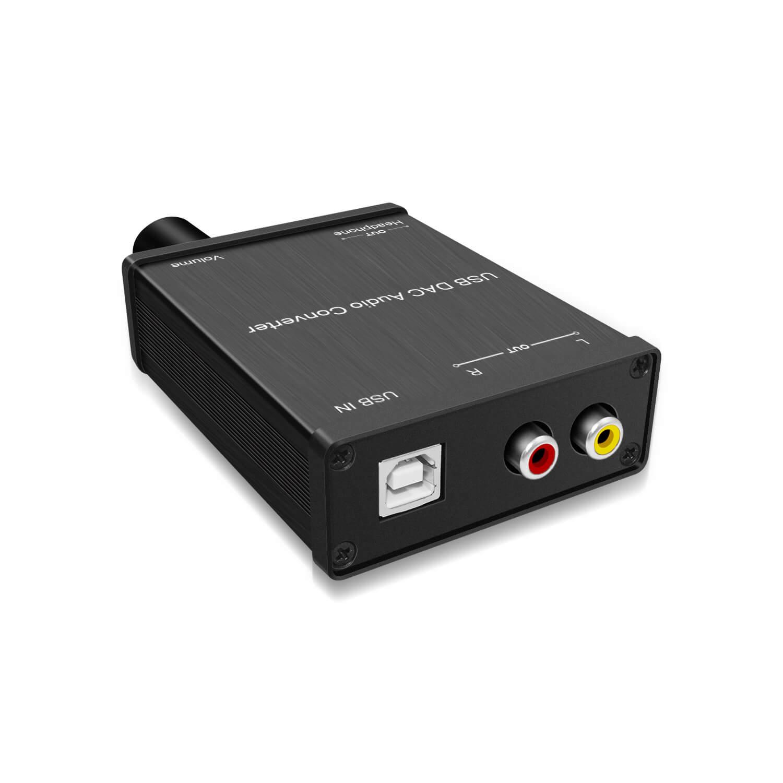 GV-022 USB DAC Audio Converter