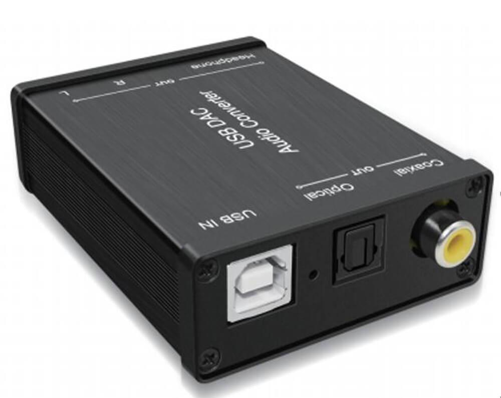 GV-023 USB DAC Audio Converter