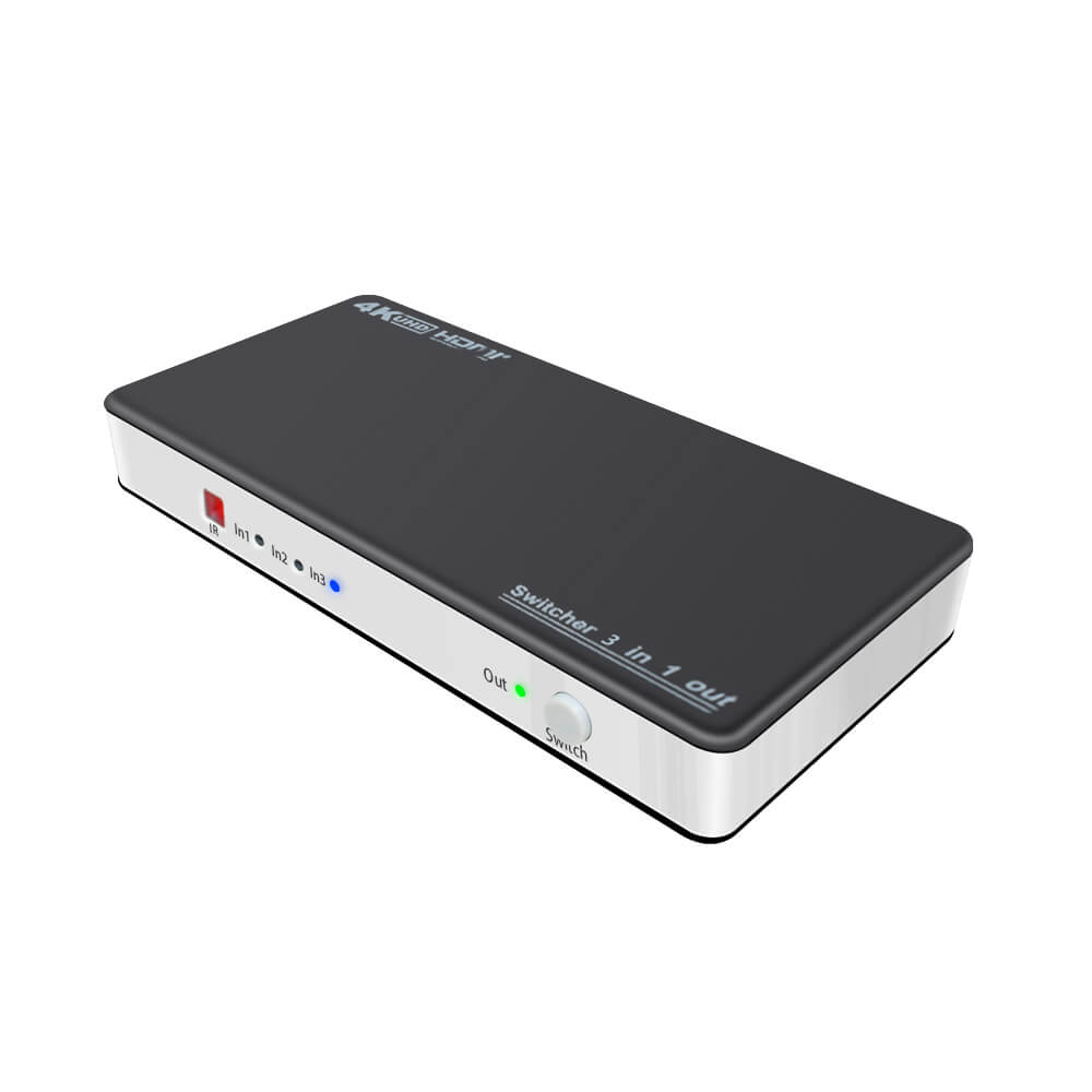 GV-S301A 3 Ports HDMI Switch