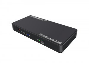 GV-S401A 4 Ports HDMI Switch