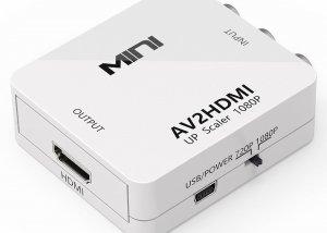 GV-AV2HDMI AV/composite to HDMI Converter