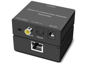 GV-ADTR01 Optical or Coaxial Audio Extender