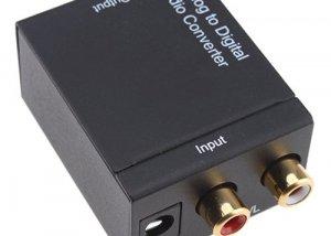GV-CA1201 Analog to Digital Audio Converter adapter
