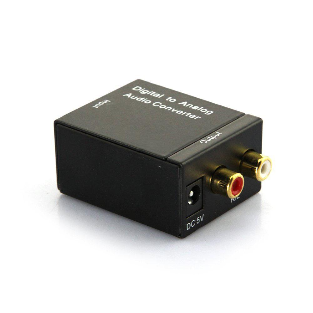 GV-CA1001 DAC Digital to Analog Audio Converter