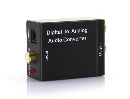 GV-CA1001 Digital to Analog Converter