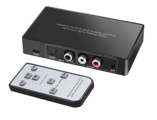 GV-CA1103 DAC Amp. by Remote Control