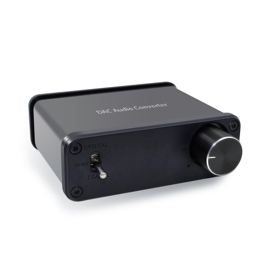 DAC audio converter