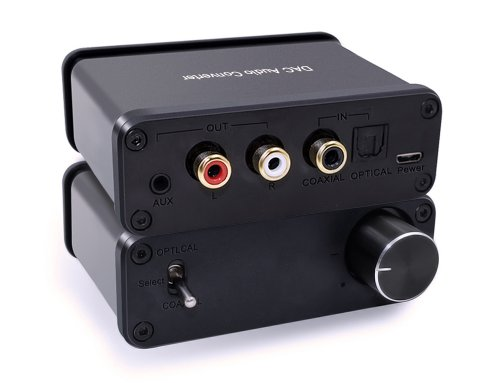 GV-011 Digital to Analog Audio Converter