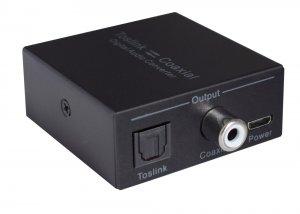 GV-A001 2-way Digital SPDIF (Coaxial/ Toslink) Audio Converter