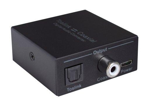 GV-A001 Digital SPDIF (Coaxial/Toslink) Audio Converter
