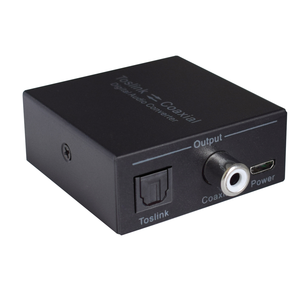 GV-A001 2-way Digital SPDIF (Coaxial/ Toslink) Audio Converter