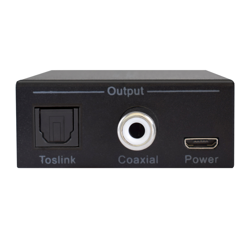 GV-A001 toslink to coaxial
