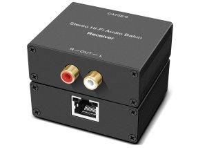 GV-AATR01 Stereo Hi-Fi Audio Balun
