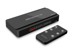 GV-S401B 4 Ports HDMI Switch Selector