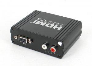 GV-CH2401 HDMI to VGA + R/L Audio Converter