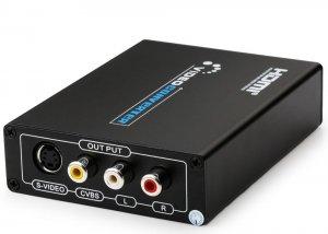 GV-CH2201 HDMI to AV S-Video Converter