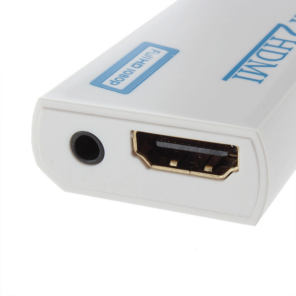 GV-CH5001 Nintendo Wii console to HDMI Converter