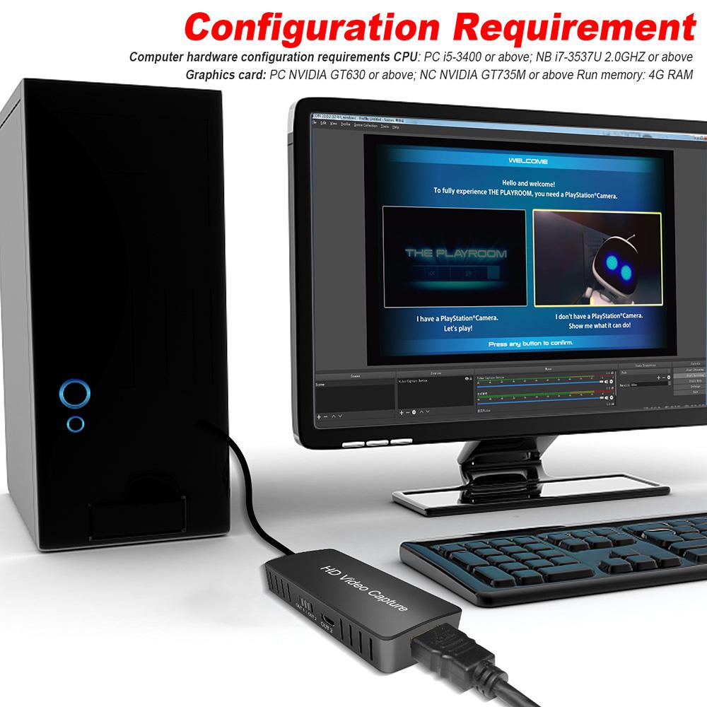 GV-V30 HDMI Game Capture Card